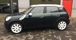 MINI Cooper 1.6 D Countryman DPF