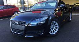 Audi TT 2.0 TFSI S tronic