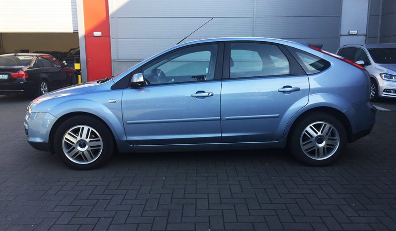 Ford Focus 1.6 Turbo TDCi Ghia full