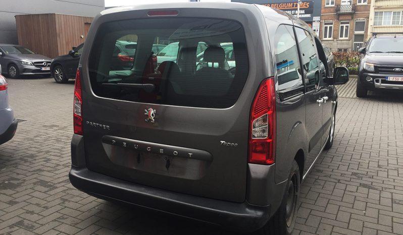 Peugeot Partner 1.6 HDi Tepee full