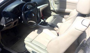 *VENDU* BMW 118 CABRIO DIESEL full