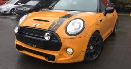 MINI Cooper S 2.0 | Design John Cooper Works