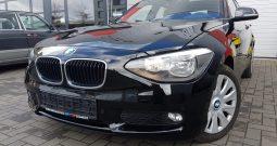 BMW 116i **VENDU**