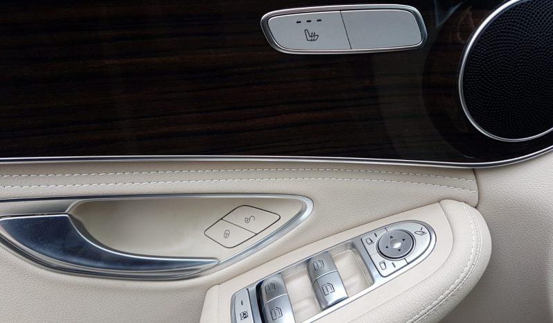 Mercedes-Benz C 250 d Bluetec full