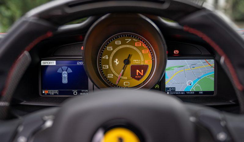Ferrari 488 3.9 Turbo V8 F1 full