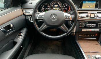 Mercedes-Benz E 220 CDI Elegance (Automatique) full