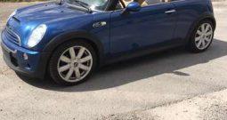 MINI Cooper Cabrio 1.6i 16v S