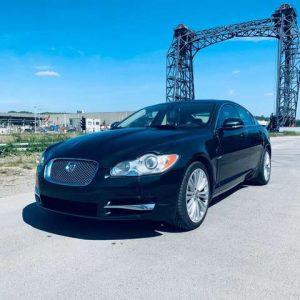 Jaguar XE Tva deductible full
