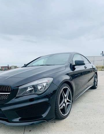 Mercedes-Benz CLA 180 BE Edition full
