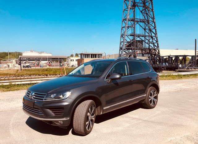 Volkswagen Touareg 3.0 TDi V6. FULL OPTION,12 MOIS DE GARANTIE full