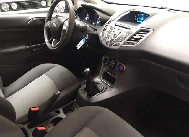 Ford Fiesta utilitaire full