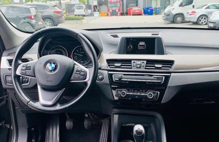 BMW X1 1.5i sDrive18 full