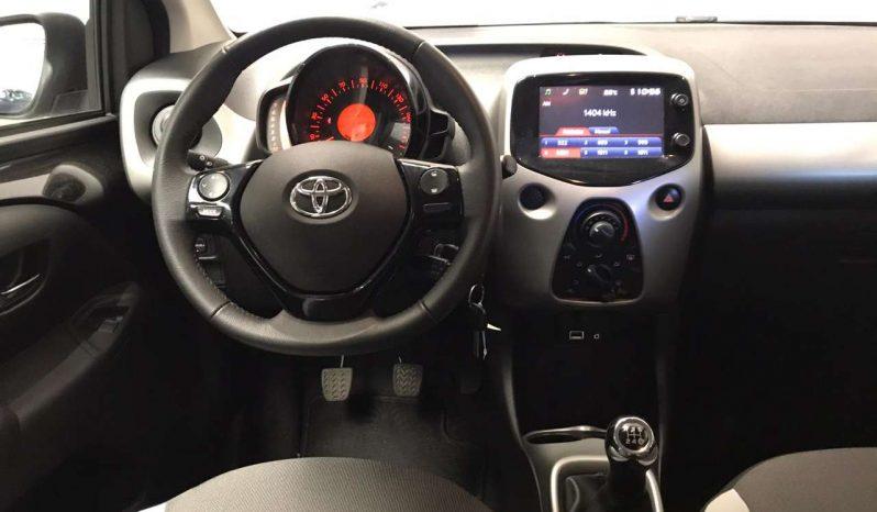 Toyota Aygo 1.0i VVT-i x-play full