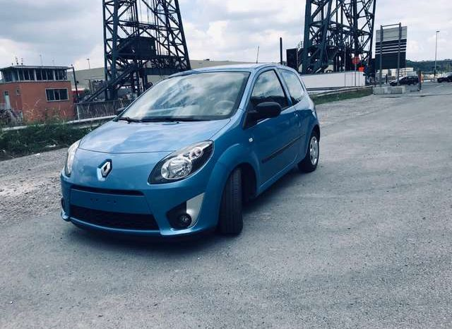 Renault Twingo 1.5 DCI Exception FAP full