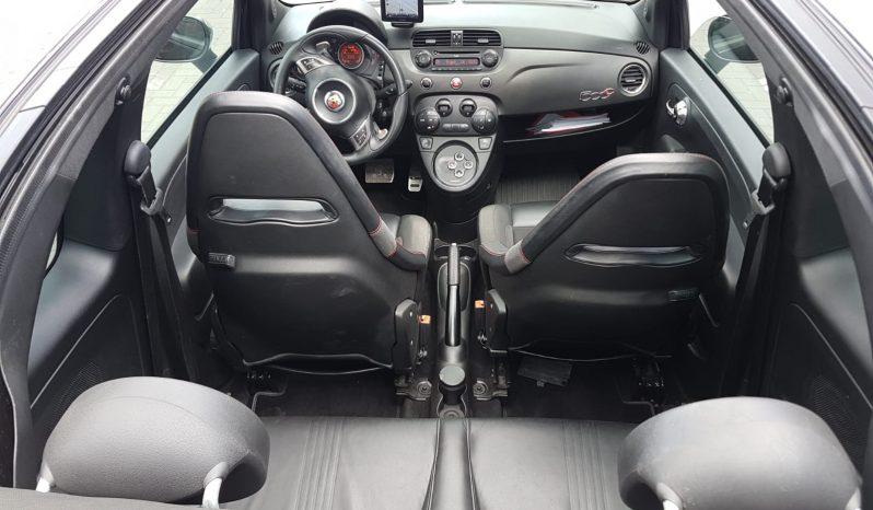 Fiat 595 Abarth 1.4 T-Jet Competizione full