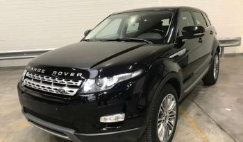 Land Rover Range Rover Evoque full