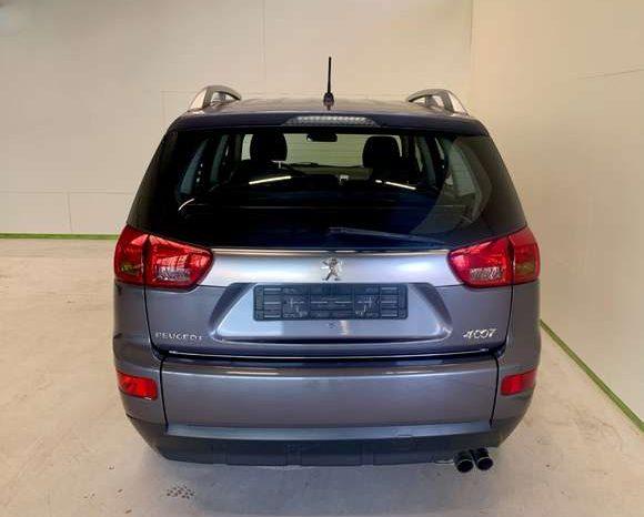 Peugeot 4007 2.2 HDi Premium 5PL  FAP full