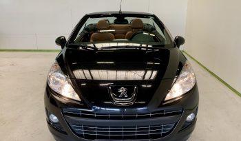 Peugeot 207 1.6 HDi FAP Cabriolet full