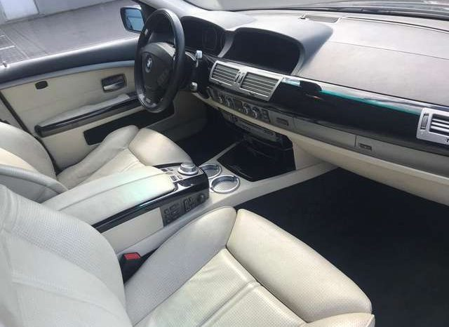 BMW 760 FULL OPTIONS full