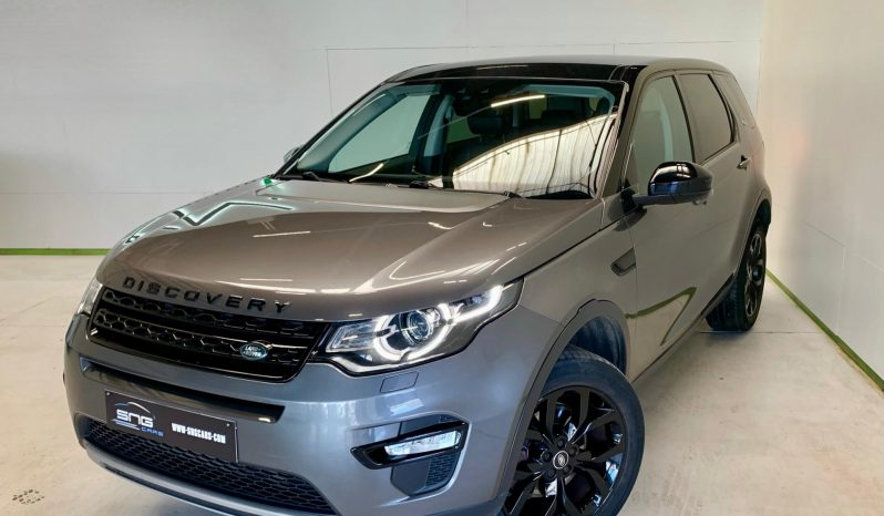 Land Rover Discovery Sport 2.0 TD4 HSE Luxury full