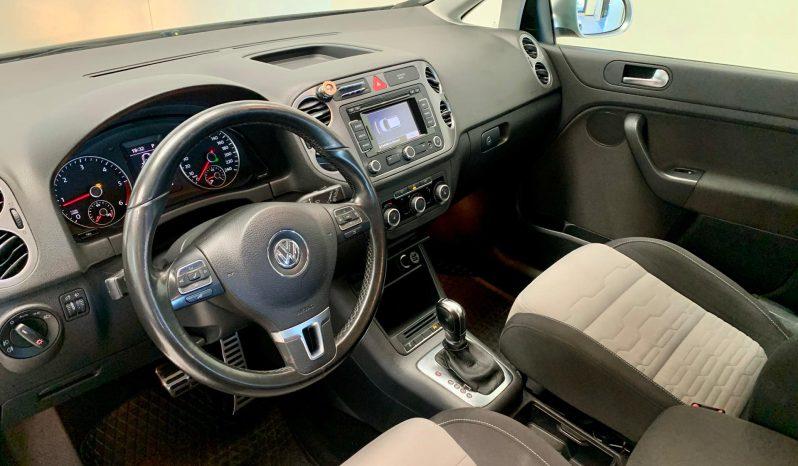 Volkswagen Golf Plus 1.6 CR DSG full