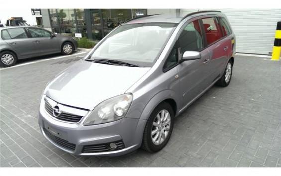 Opel Zafira 1.9 DT CDTi Cosmo FAP