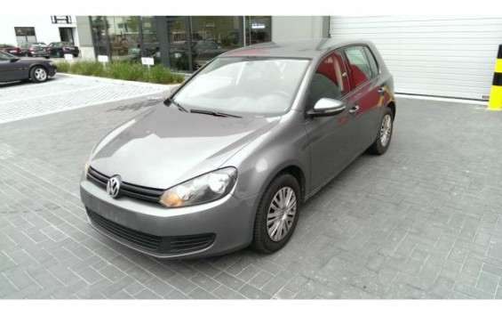 Volkswagen Golf 1.6 CR TDi DSG
