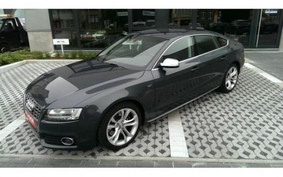 Audi S5 3.0 V6 TFSI Quattro S tronic