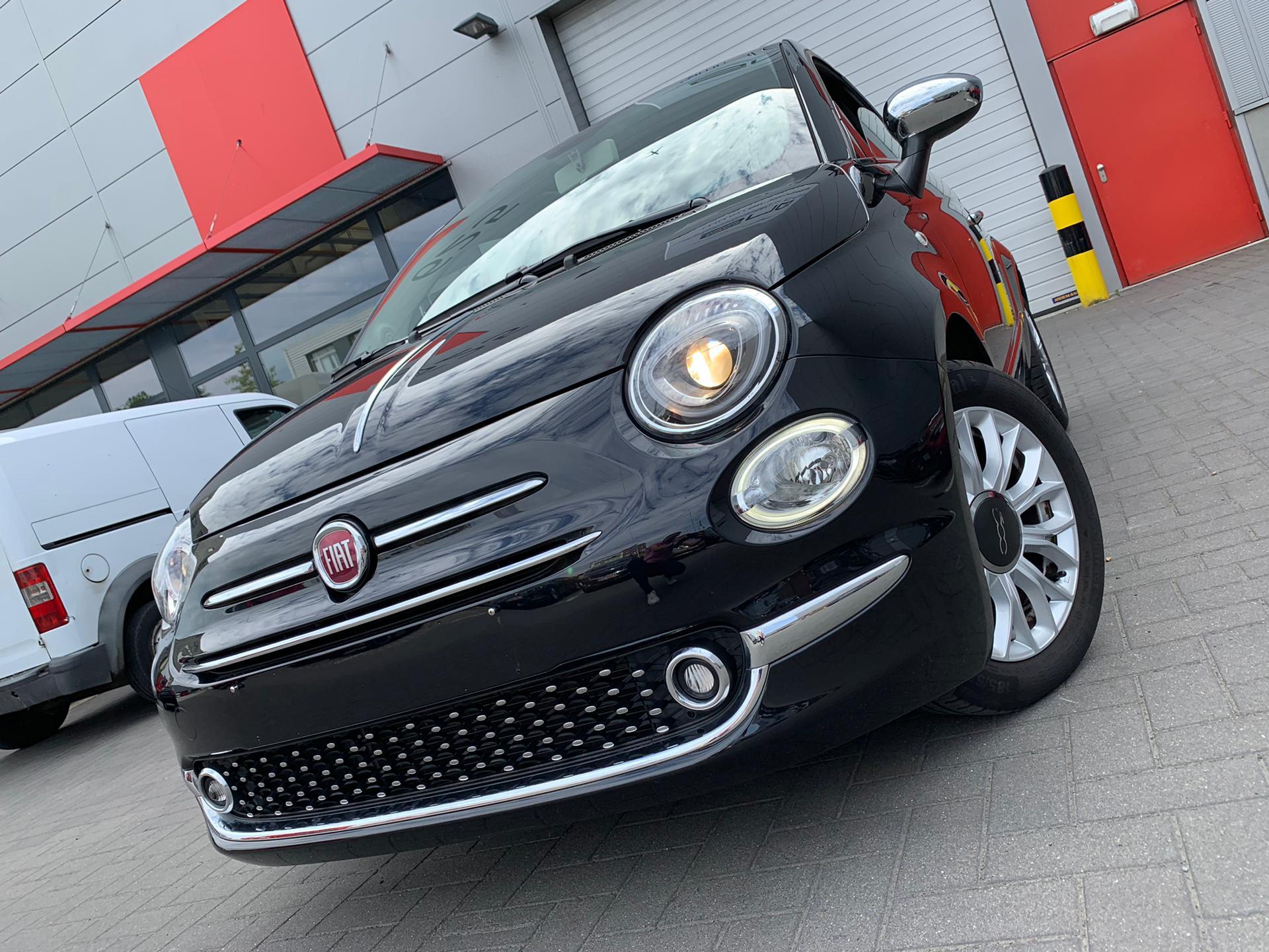 Fiat 500 1.2i Lounge *Boîte Automatique*