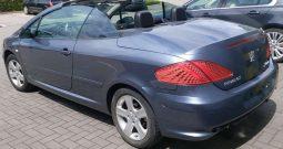 Peugeot 307 cabriolet 12 mois garantie
