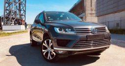 Volkswagen Touareg 3.0 TDi V6. FULL OPTION,12 MOIS DE GARANTIE
