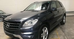 Mercedes-Benz ML 250 Prix TVA compris !